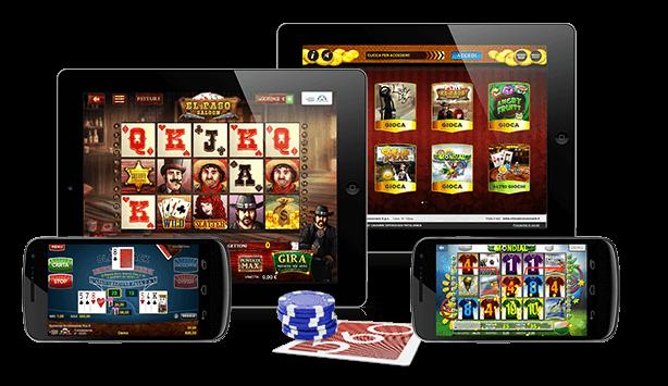 Kasino Online versi Mobile